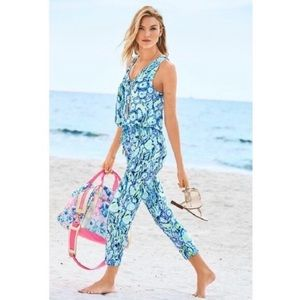 NWT Lilly Pulitzer Paulina Jumpsuit
